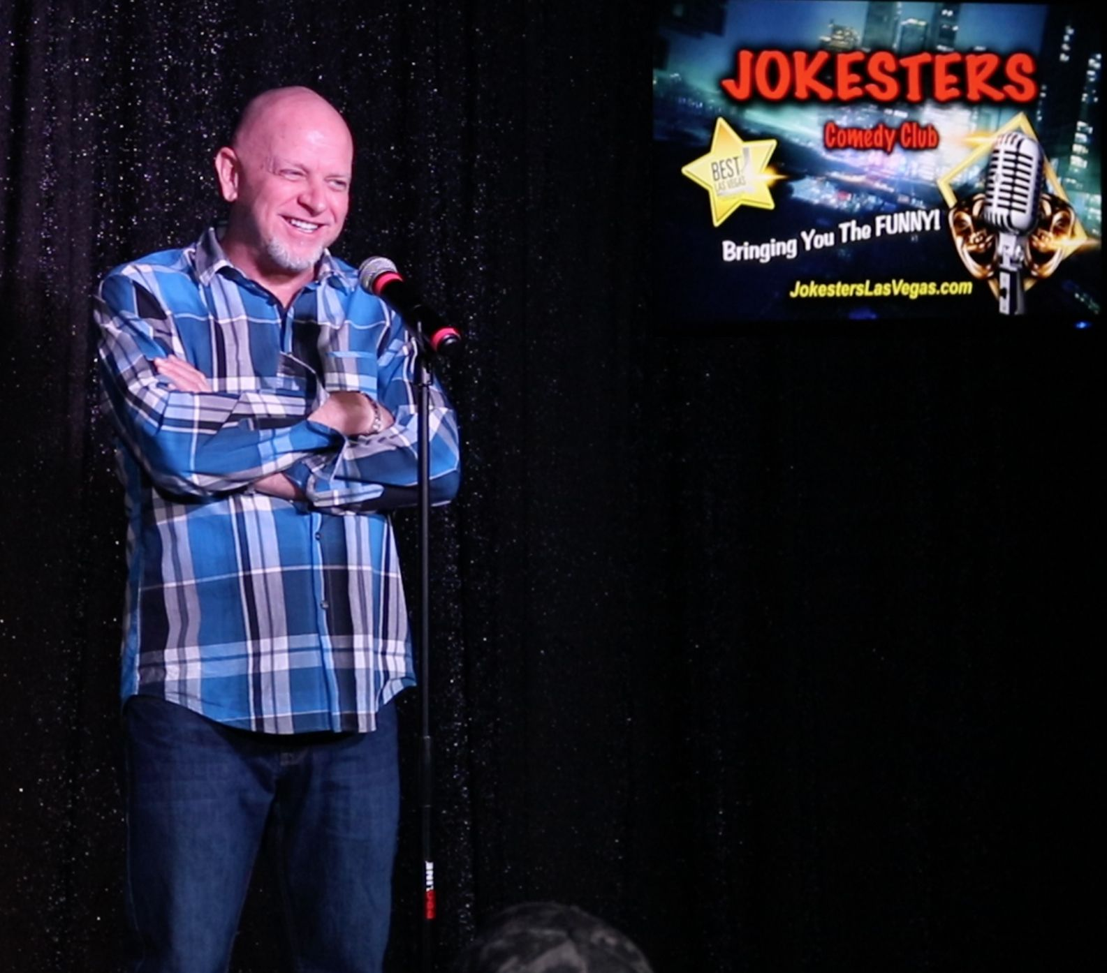 Jokesters Comedy Club Brings Nightly Laughter