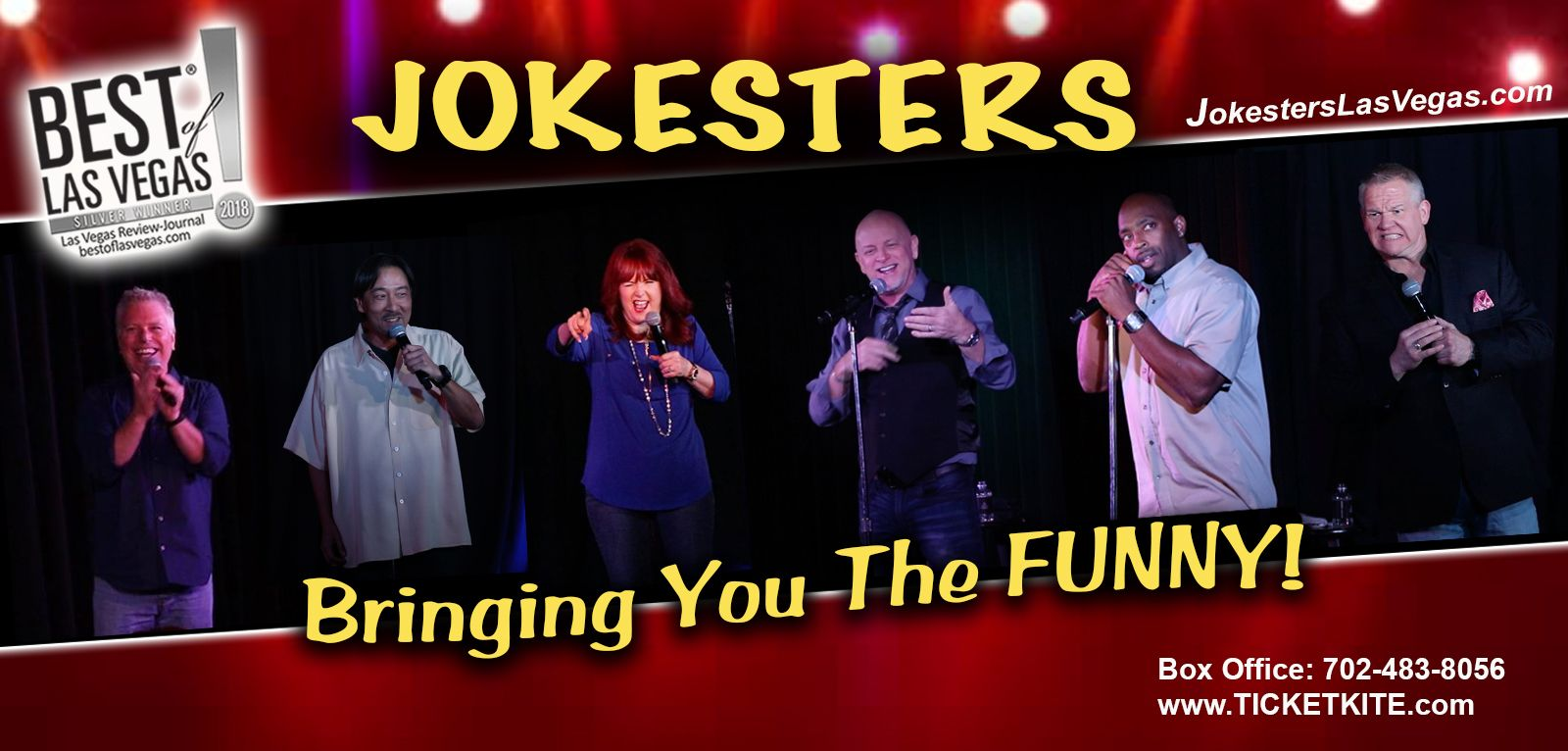 Jokesters Comedy Club Reopens With Live Comedy