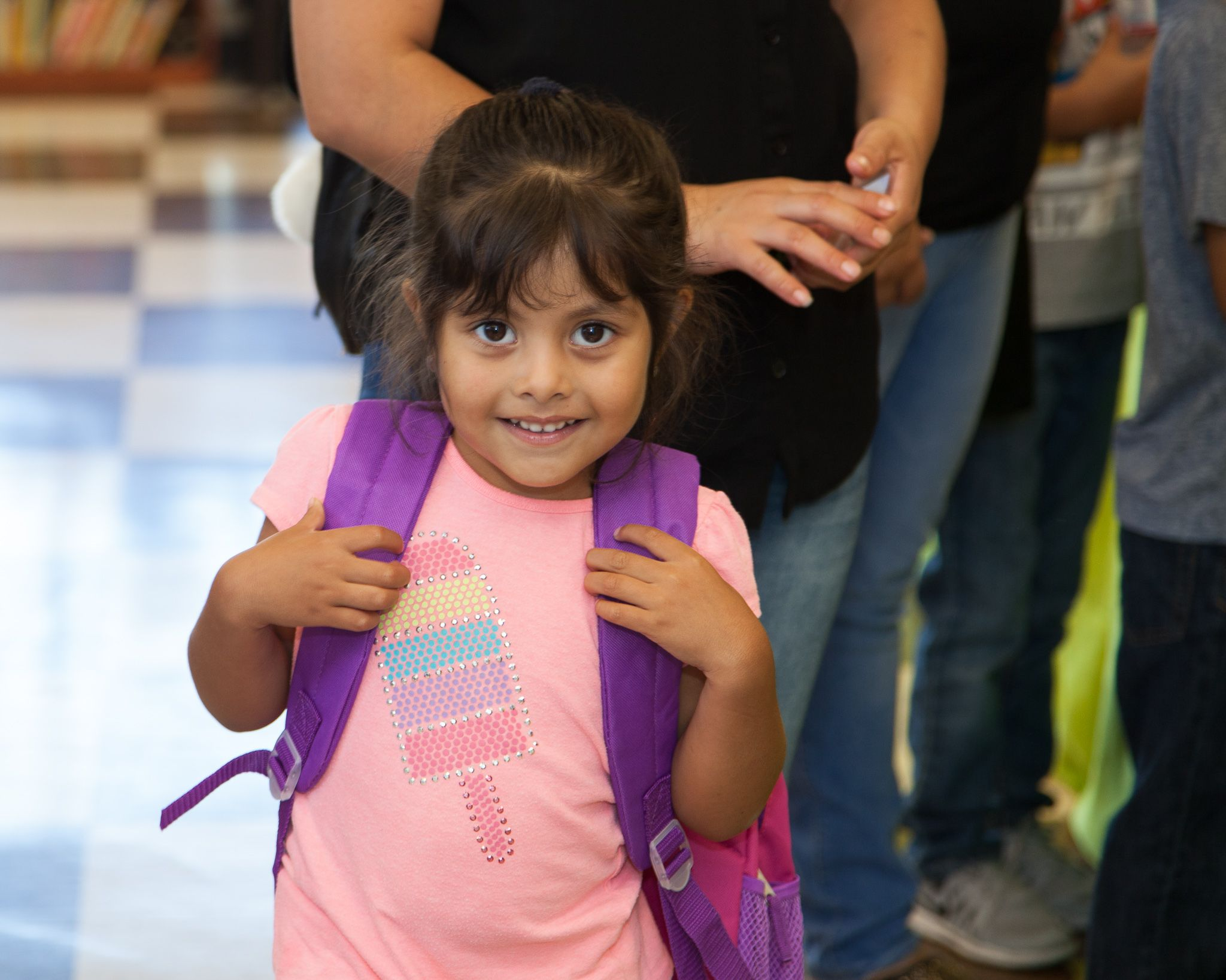 Samaritan House Backpack Giveaway-8976